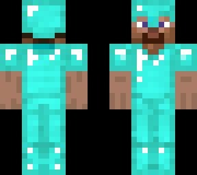 Steve Backward Minecraft Skins