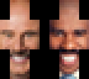 Dr Phil Steve Harvey Minecraft Skin