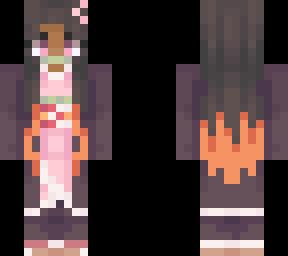 Nezuko | Minecraft Skins