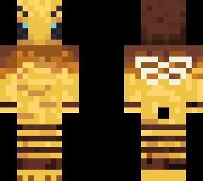 Minecraft bee Minecraft Skin