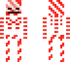 candy skeleton (second version)