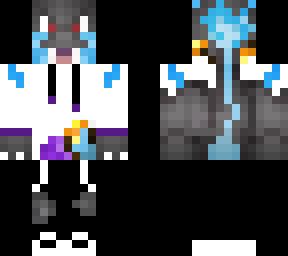 Charizard Y Minecraft Skins