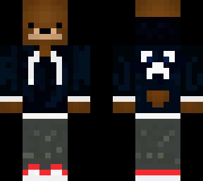 Bear Pants Minecraft Skins