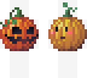 some pumpkins just have it... xp
