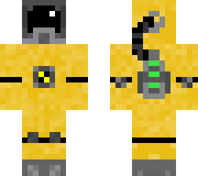 modified hazmat suit