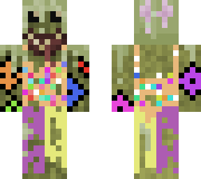 my worst skin ever - (contest entry)