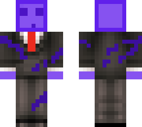 void slime in suit