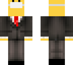 duck in a suit covid-19 (fixed)