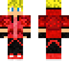 blonde redstone gamer