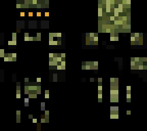 Call Of Duty Infinite Warfare Minecraft Skins