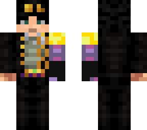 Jotaro Kujo | Minecraft Skin