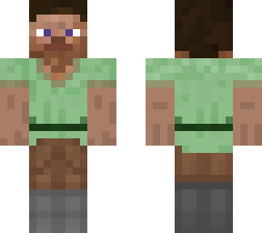 Alex Steve S Outfit Minecraft Skin