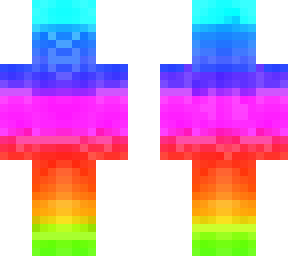 Steve Reverse Minecraft Skins