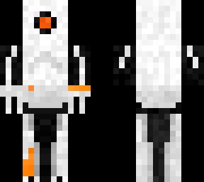 From A D O N K I S H O N Minecraft Skins Slayer anime art demon clover character. the skindex