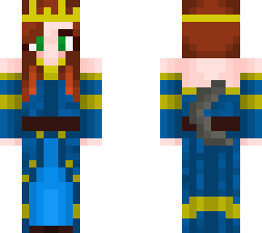 Medieval Girl Minecraft Skins