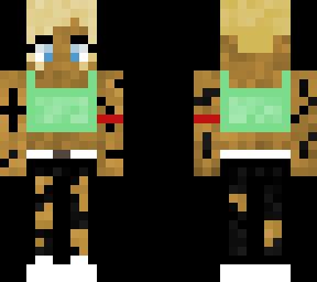 Baddie Minecraft Skins