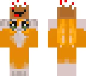 stampy holding derp caik