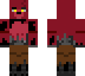 withered foxy