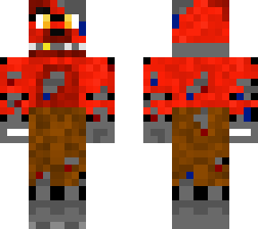 withered foxy v1