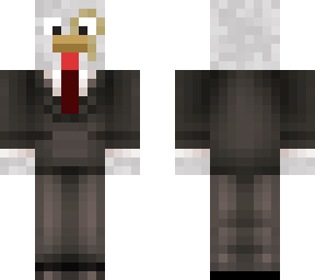 official mrcluck minecraft skin