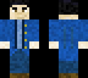 Ben Shapiro | Minecraft Skin