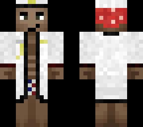 Ricardo milos | Minecraft Skin