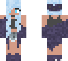 Ice Blue Minecraft Skins In minecraft, there are two ways to add blue ice to your inventory. ice blue minecraft skins