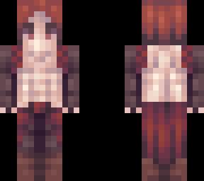 Kirishima Minecraft Skins