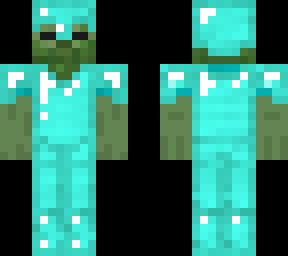 Diamond Armor Minecraft Skins