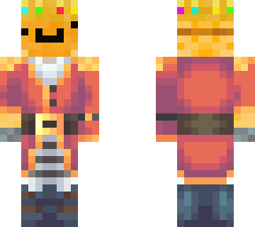 pirate+orange king